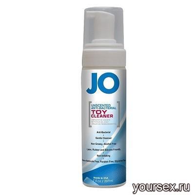 Чистящее средство для игрушек JO Unscented Anti-bacterial Toy Cleaner, 207 мл