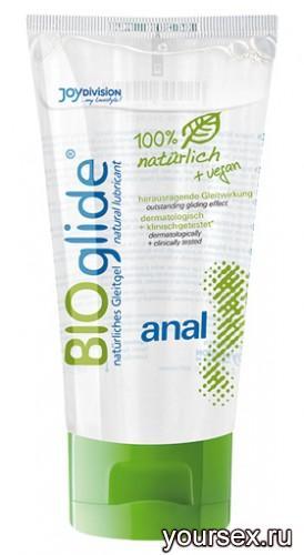 Лубрикант на водной основе BIOglide anal, 80 мл