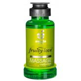 Лосьон для Массажа Swede Fruity Love Massage Cactus/Lime, 100 мл