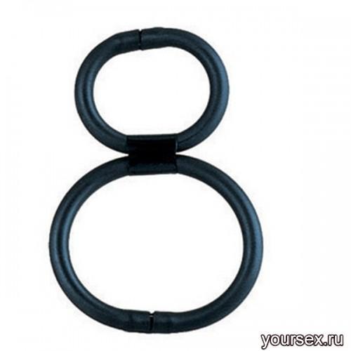 Эрекционное Кольцо Double Helix Quickeleuase