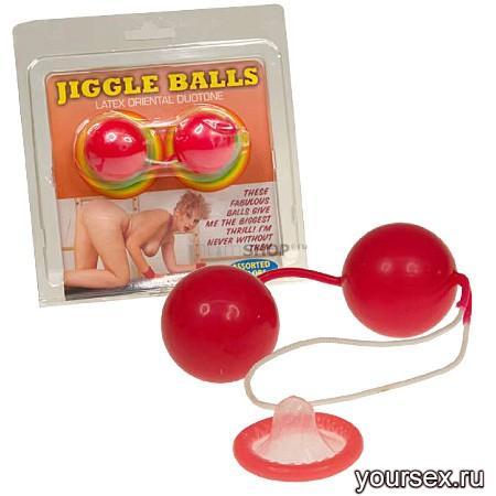 Вагинальные Шарики Jiggle Balls