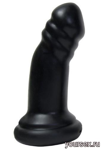 Фаллос Черный Small Big Stuff