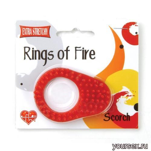 Пламенное Кольцо SCORCH 651-8 CD TS