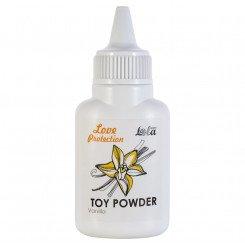 Пудра для игрушек Love Protection Ваниль, 15 гр