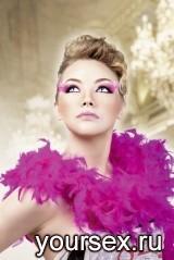 Ресницы-перья Glamour Star