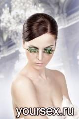 Ресницы-перья Манящая Весна