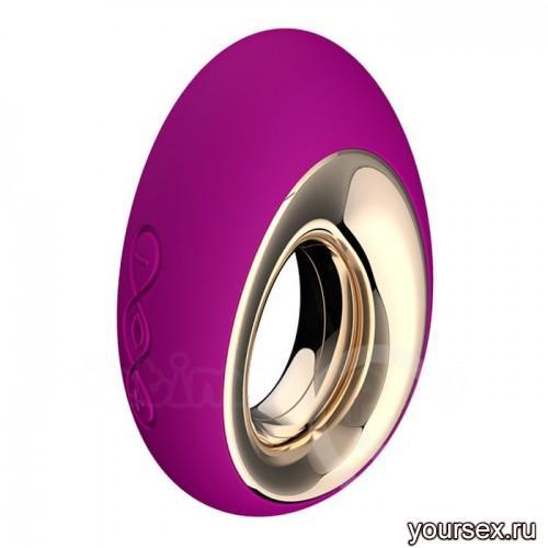 Вибромассажер Alia (LELO) фиолетовый