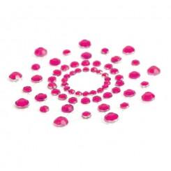 Пестисы Bijoux Indiscrets - Mimi Pink, розовый