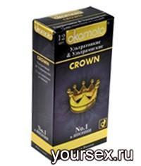 Презервативы OKAMOTO Crown №12