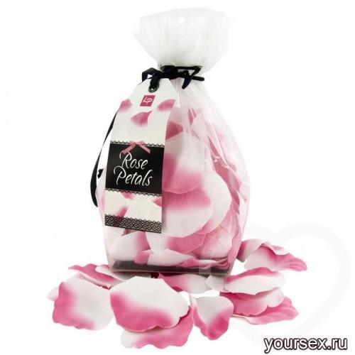 Саше из Лепестков Роз Lovers Previum Rose Petels Flamingo