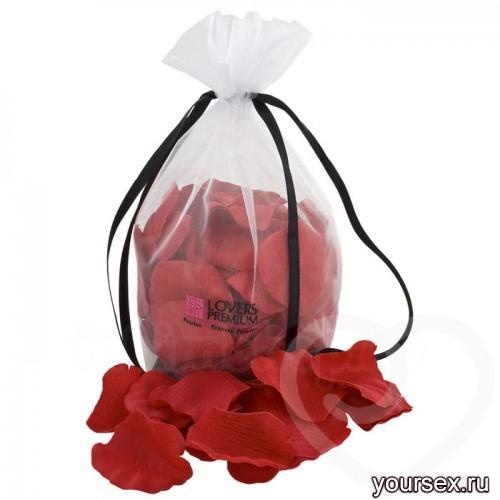 Саше из Лепестков Роз Lovers Previum Rose Petels Red