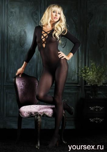 Чулок на Тело Opaque Bodystocking