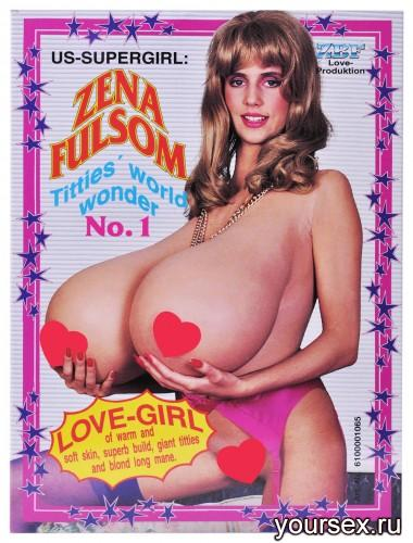 Кукла Zena Fulsom Titties World Wonder