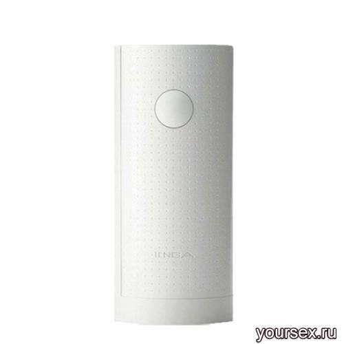 Мастурбатор Tenga Flip Air Lite White