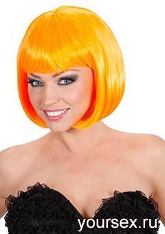 Парик Wig Lovely Оранжевый