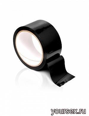 Самоклеющаяся Лента для Связывания Pleasure Tape, черная