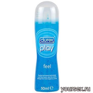 Смазка Durex Play Feel