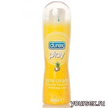 Смазка Durex Play Pina Colada