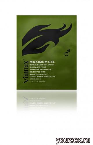 Гель Viamax Maximum,  2 мл