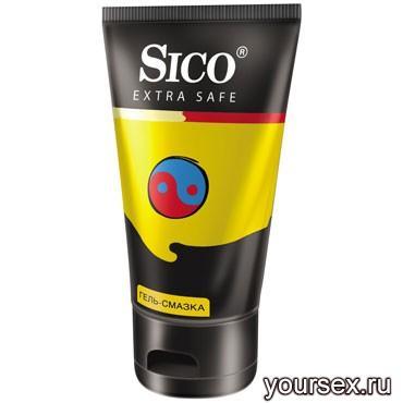 Гель-смазка Sico extra safe анальная 50 мл