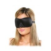 Маска на глаза Pipedream FF Deluxe Fantasy Love Mask, черный