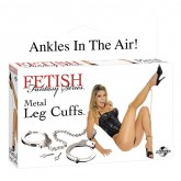 Поножи Металлические FFS Metal Leg Cuffs