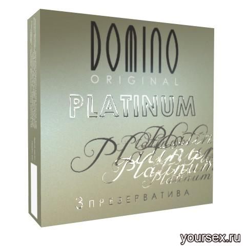 Презервативы Domino Original Platinum