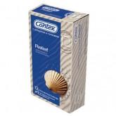 Презервативы с ребрами и точками Contex Relief №12