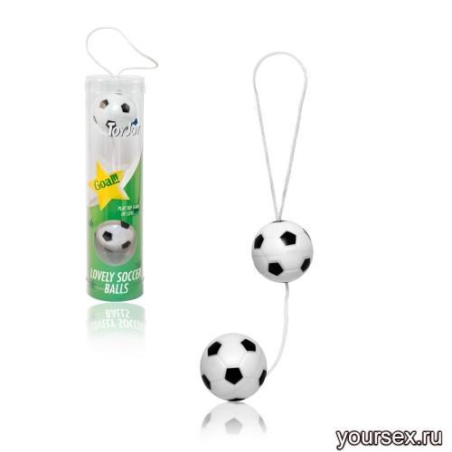 Шарики Вагинальные Lovely Soccer Balls Goal!!