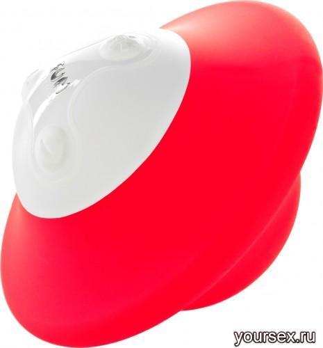 Вибромассажер Fun Factory UFO, цвет оранжевый