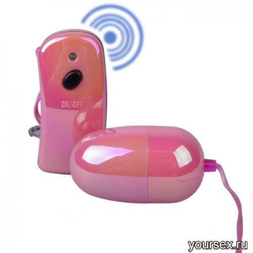 Виброяйцо WIRELESS VIBRATING EGG