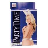 Костюм Party Time Bunny Ears and Cottontail: ушки зайчика и стринги с хвостиком бело-розовый
