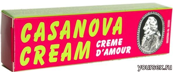 Крем Casanova, 13ml