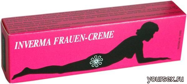 Крем Inverma Frauen для нее, 20ml