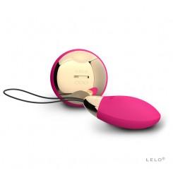 Lyla2 Design Edition Cerise Мини-вибромассажер на дистанционном управлении (розовый)
