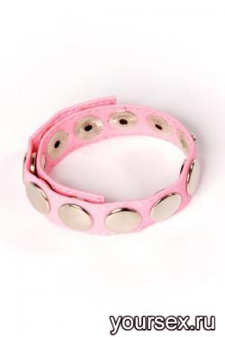 Утяжка розовая