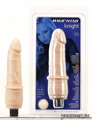 Вибромассажер Magic Flesh Knight