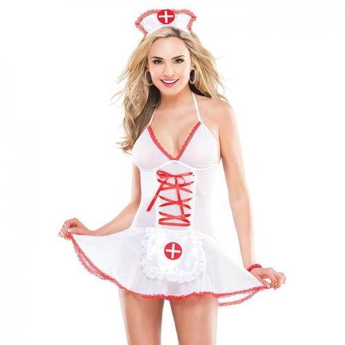 Соблазнительный Бэби-долл Медсестры, One Size