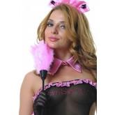 Щеточка Горничной Le Frivole розовая, 35 см