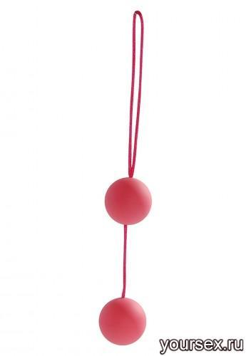 Вагинальные Шарики Candy Balls Lux, розовые