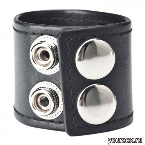 Хомут-Утяжка для Мошонки Snap Ball Strecher