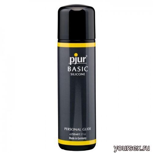 Силиконовый Лубрикант PJUR® BASIC SILICONE 250 ml