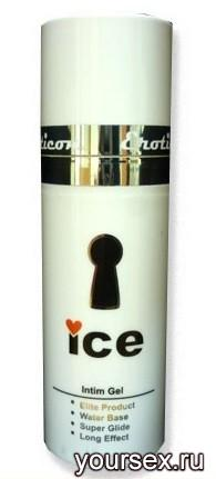 Гель-Смазка Пролонгатор Eroticon ICE, диспенсер, 50ml