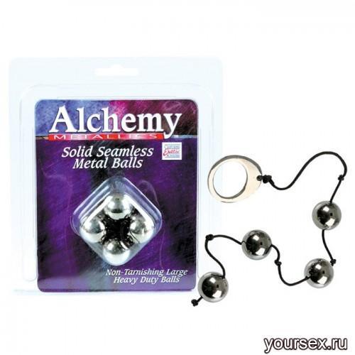 Металлические Шарики Alchemy California Exotic