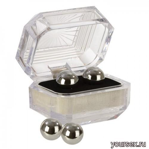 Серебряные Шарики Silver Balls California Exotic