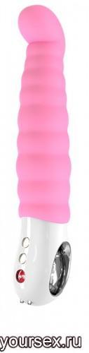 Вибратор Fun Factory Patchy Paul G5 Vibe, розовый