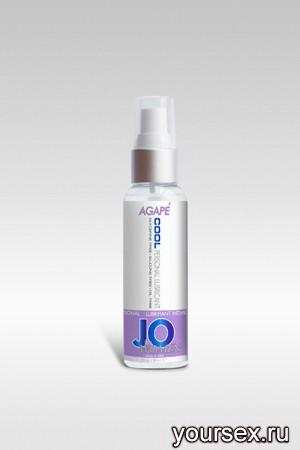 Женский Гипоаллергенный Лубрикант JO Personal H2O Women Agape Cool, 60 мл