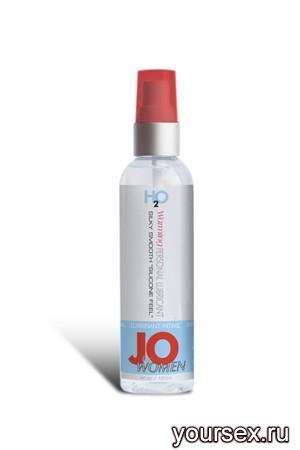 Женский Возбуждающий Лубрикант JO H2O Women Warming, 120 мл