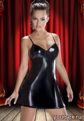 Платье Avanua Aditi, L/XL черный