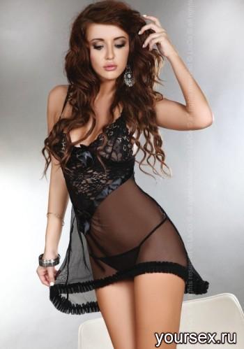 Беби долл Livia Corsetti Nikoleta, черный, L/XL